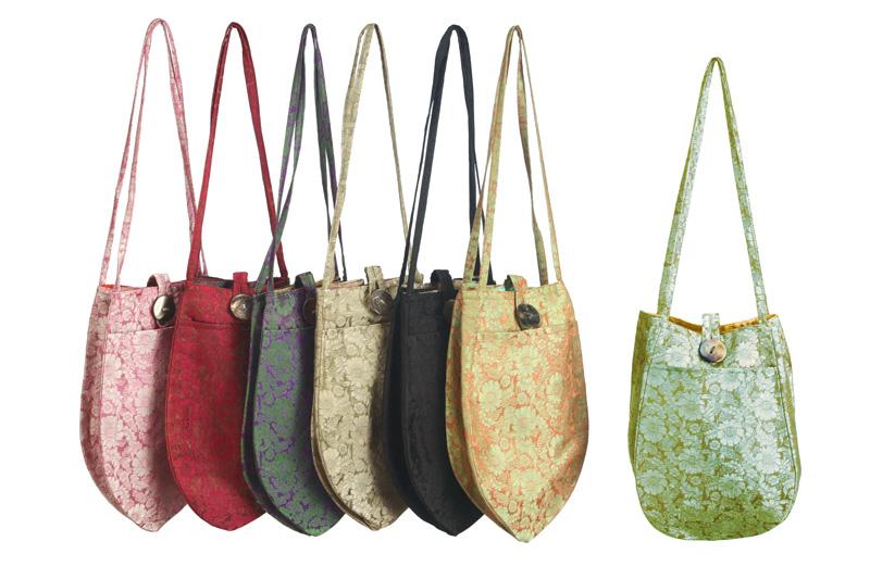 Lantern Moon Maya Floral Project Bag