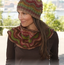 Drops Big Delight Hat and Neckwarmer