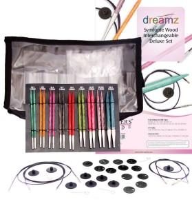 Knitters' Pride Dreamz Deluxe Interchangeables