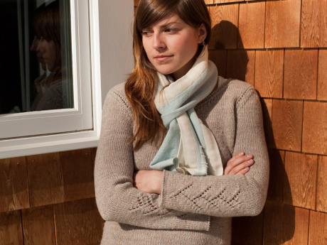 Katherine Pullover by Michele Rose Orne