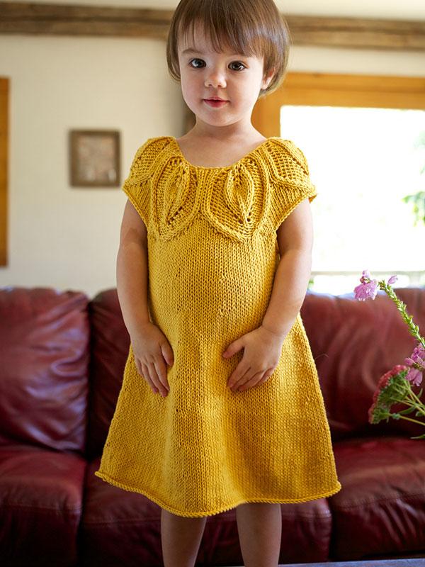 Bilberry Dress