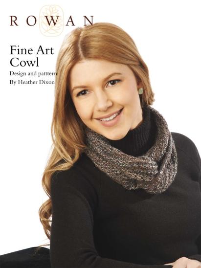 Fine Art Cowl