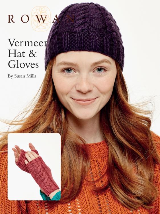 Vermeer Hat & Gloves